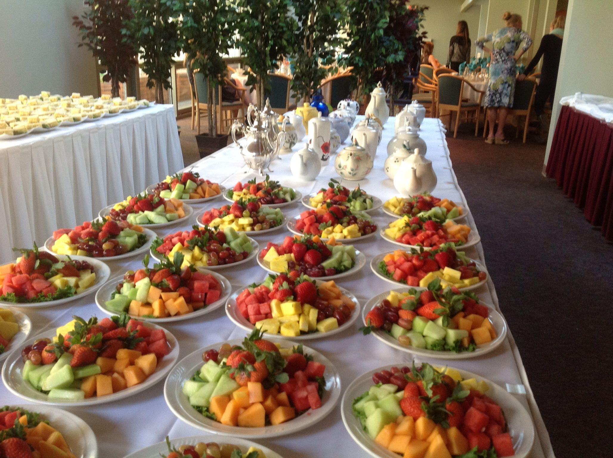 Breakfast by savorla jolla fresh seasonal fruit