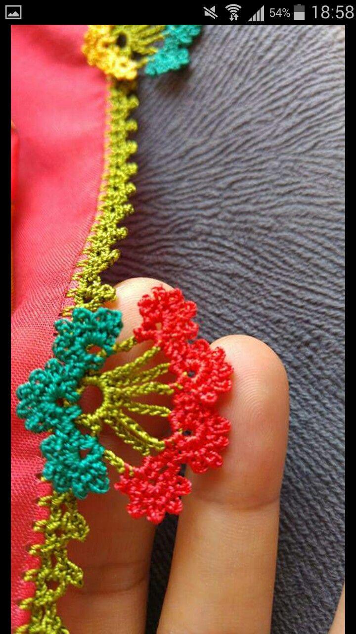 Pin von Azra Zeynep auf oya | Pinterest