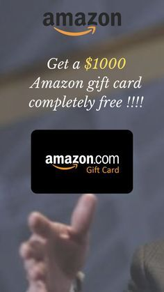 Photo of Amazon Gift Card Giveaway    Get Free Amazon Gift Card!