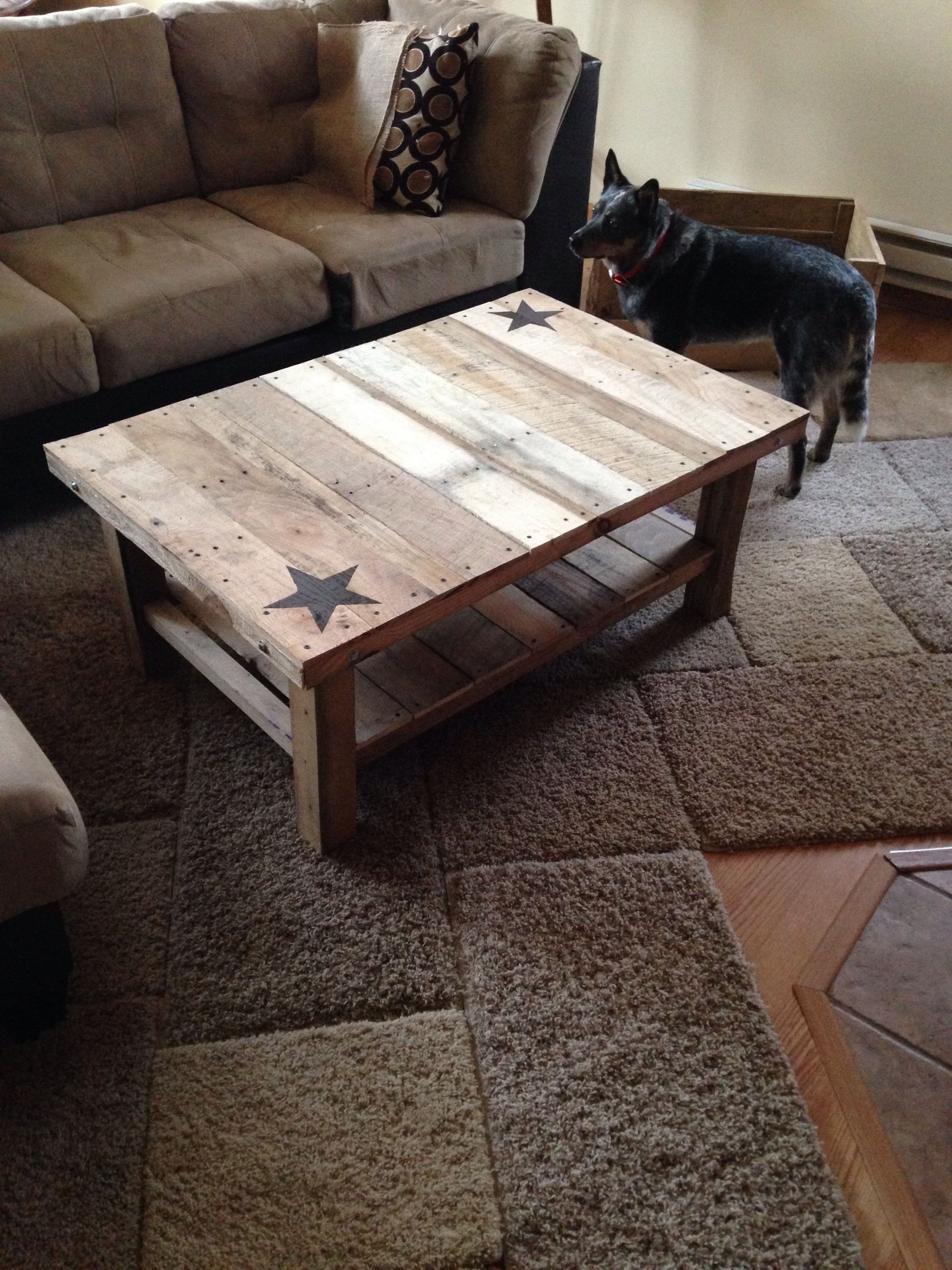 Skid Coffee Table Skid Projects Table Projects Diy