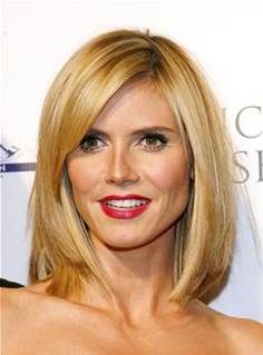 20 Hairstyles For Oval Faces Women S Pinterest Shoulder Length