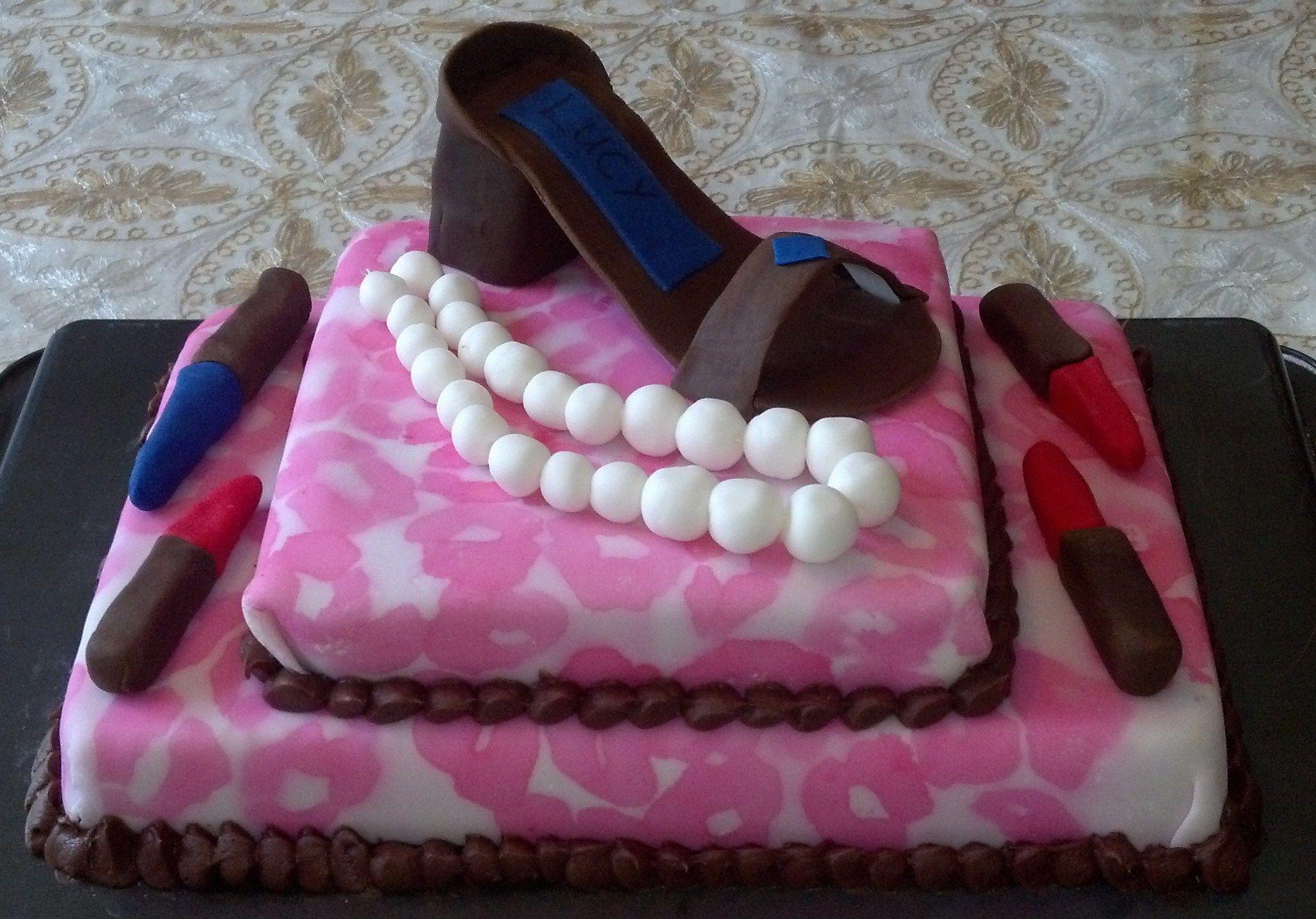 my Second cake!