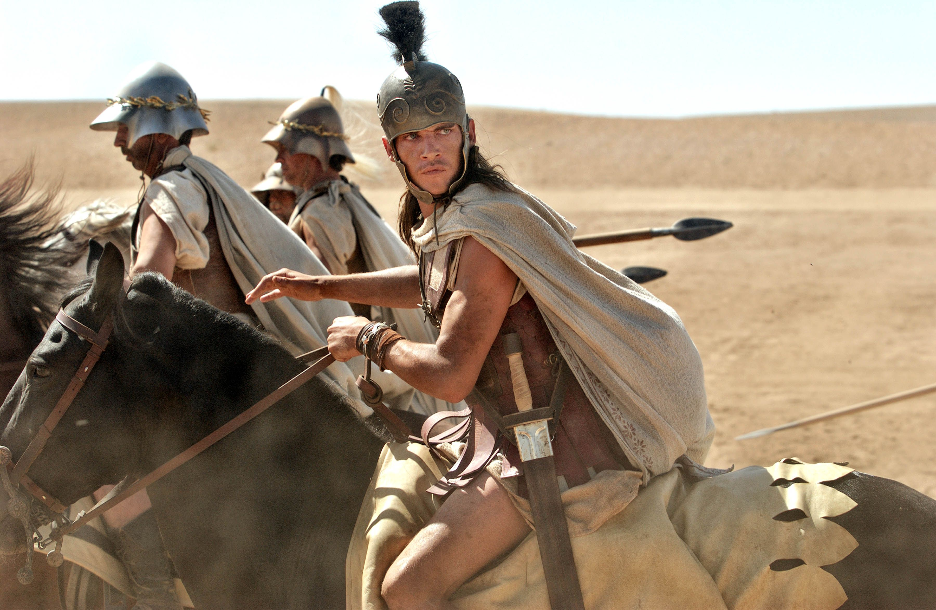 A reappraisal of oliver stone's alexander