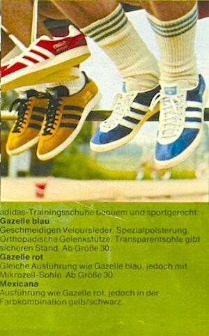 Adidas Vecchio Skool Era Pubblicità Dimostrando
