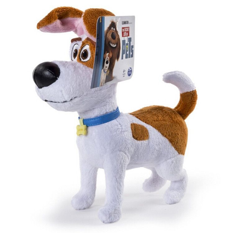 The Secret Life Of Pets Plush Toys Max Snowball Gidget Mel Chloe