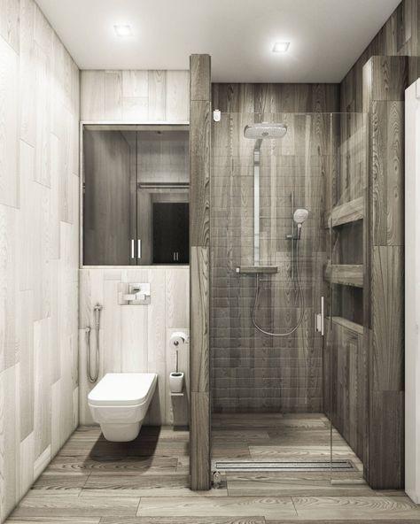 10 baños minimalistas ¡y modernos! | Baño minimalista, Minimalistas ...