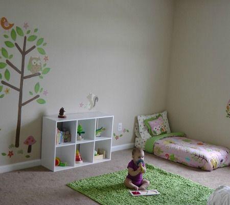 8 chambres de bébé décorées et aménagées selon la pédagogie ...