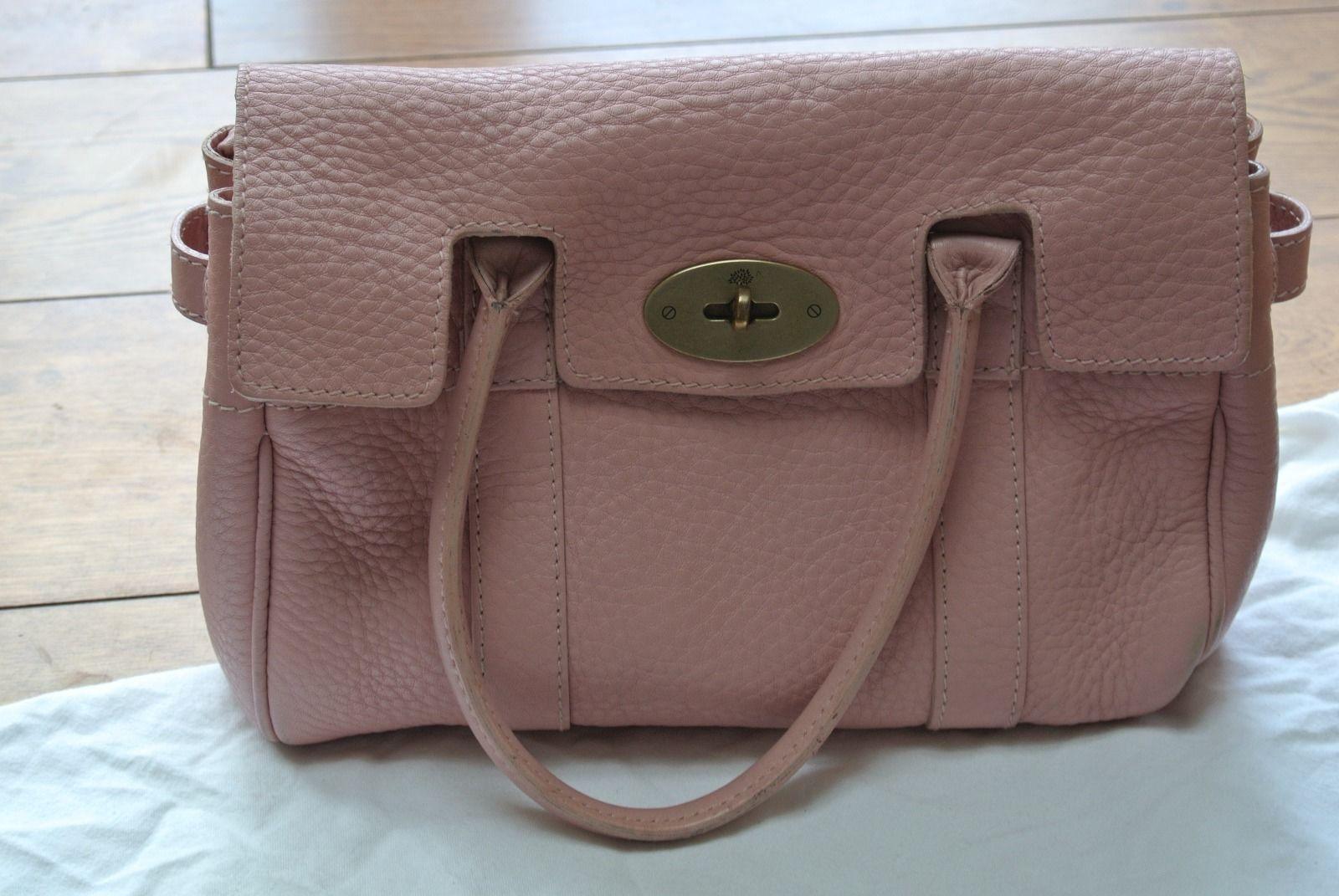 ... bayswater a7c4a 00bf8  new style baby pink mulberry ledbury handbag  d41a5 df643 54836461c8c9c