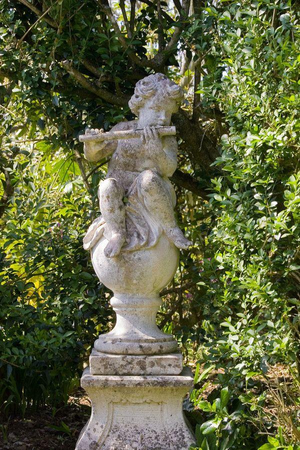 Long Cross Victorian Gardens Victorian Gardens Garden Statues Garden Art