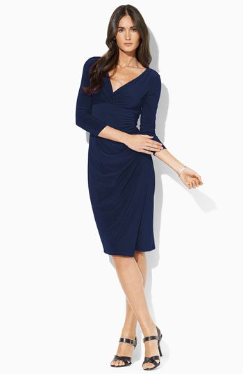 Lauren By Ralph Elsie Matte Jersey Dress How About I Just Remembered Have This In My Closet