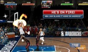 NBA Jam Android Basketbol Oyunu
