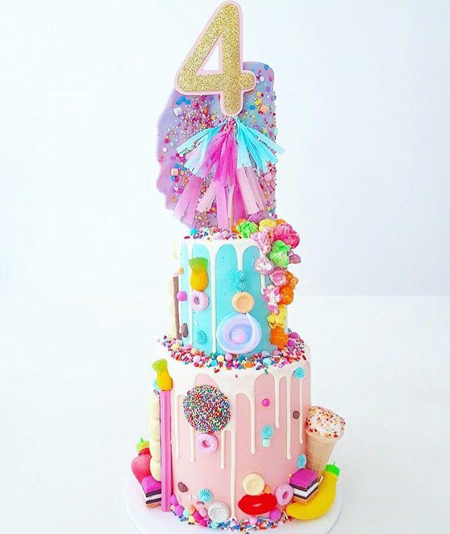 Lavender Honey CO Customized cake topper Verjaardag