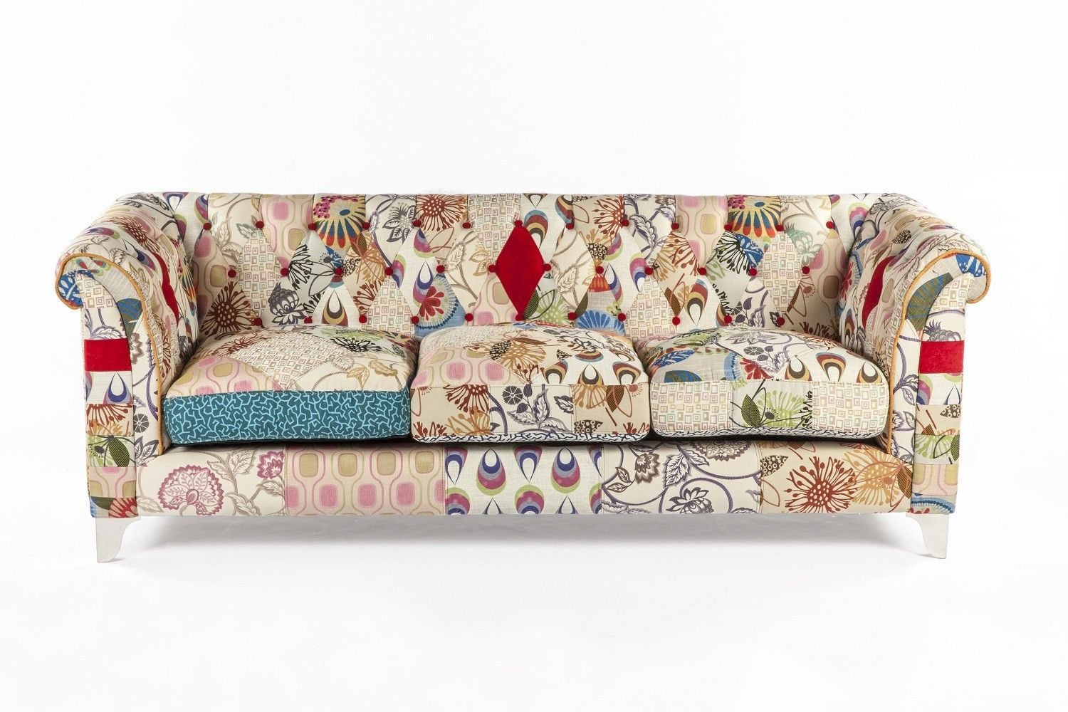 Lucas Bohemian Patchwork Sofa Ideas For The House In
