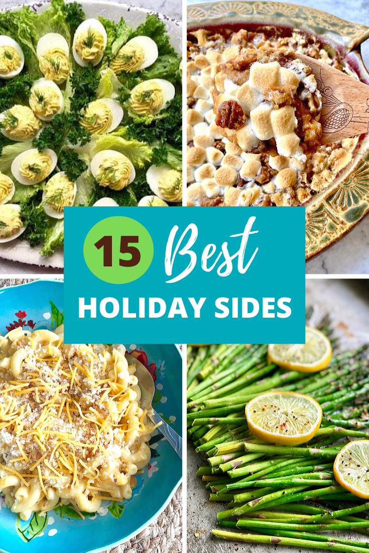 Best Sides For Christmas 2020 15 Best Holiday Sides | Quiche My Grits in 2020 | Side recipes