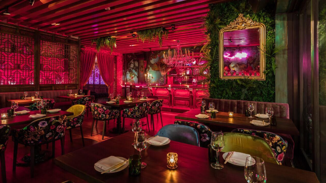 Now That This Fancy Asian Restaurant Is Open Your Instagram Will