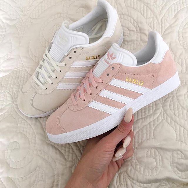 Today our #KickzOfTheDay Adidas Gazelle Vapour Pink & Off
