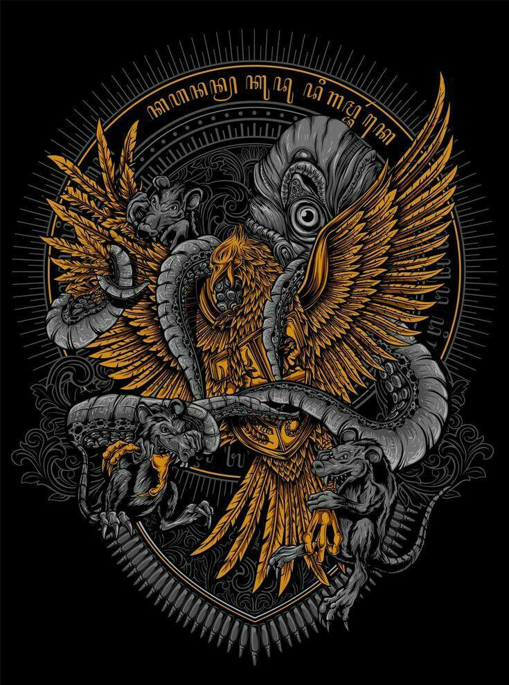 Pin by Jason Partin on 13 Surealism art, Indonesian art