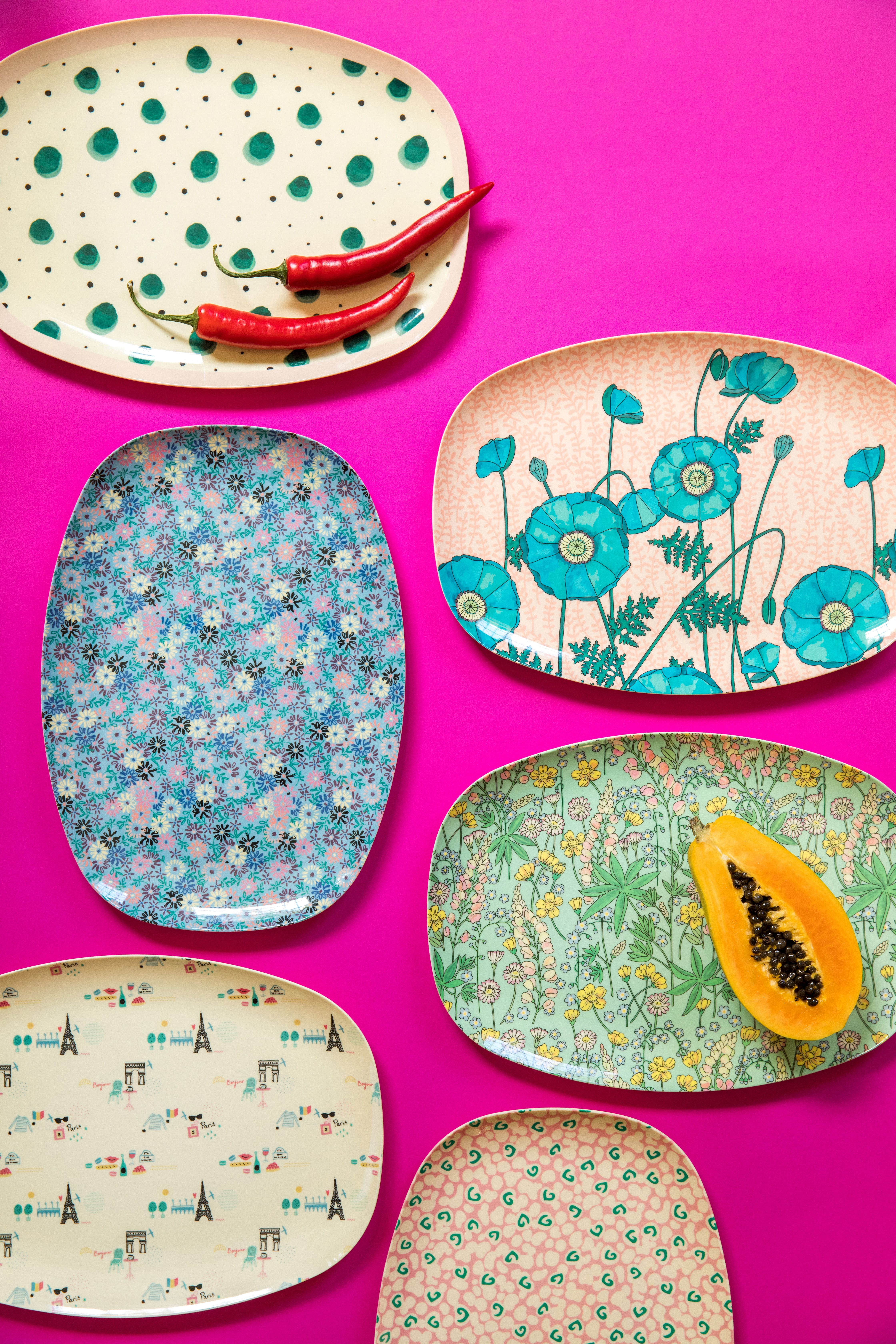 Funky tableware - SS18 Eat Drink Boogie Repeat | Gift ideas ...