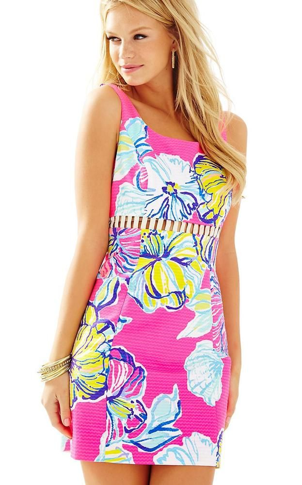 Lilly Pulitzer Windsor Strapless Dress from Sandestin Golf and Beach Resort  by Island Clothiers — Shoptiques
