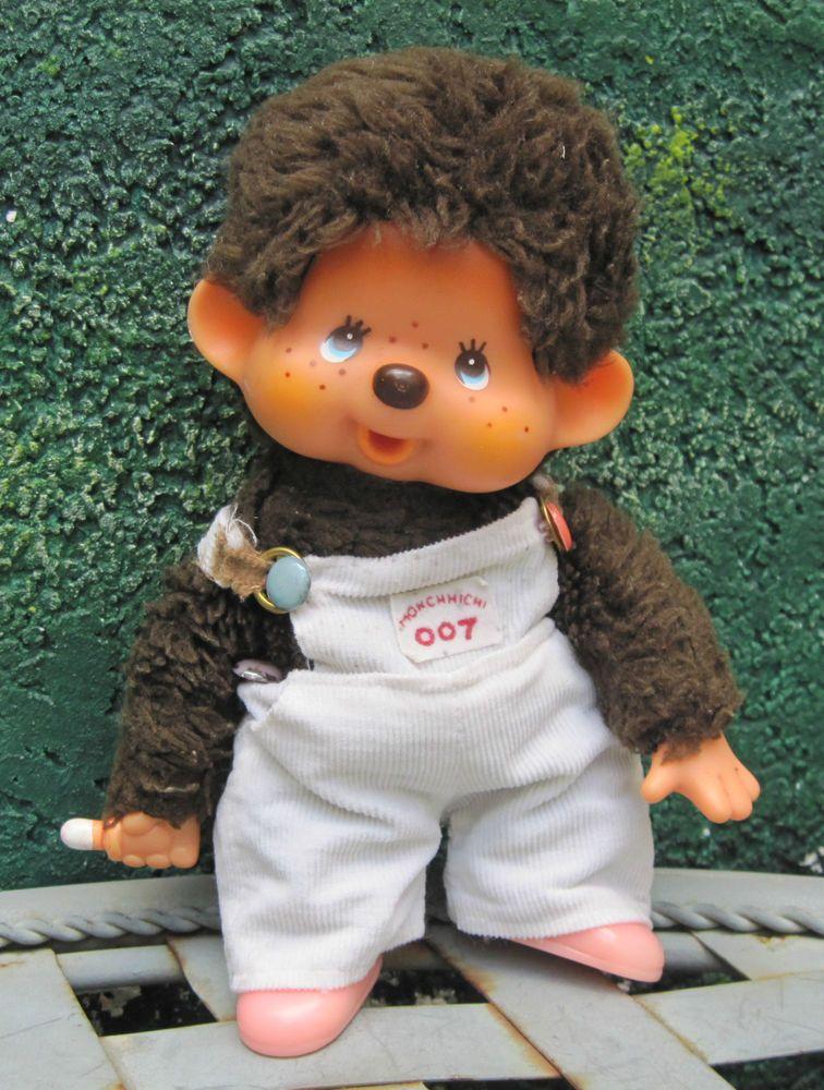1 Monchichi Sekiguchi 20 Cm Alyssa 90s Toys Dolls Und