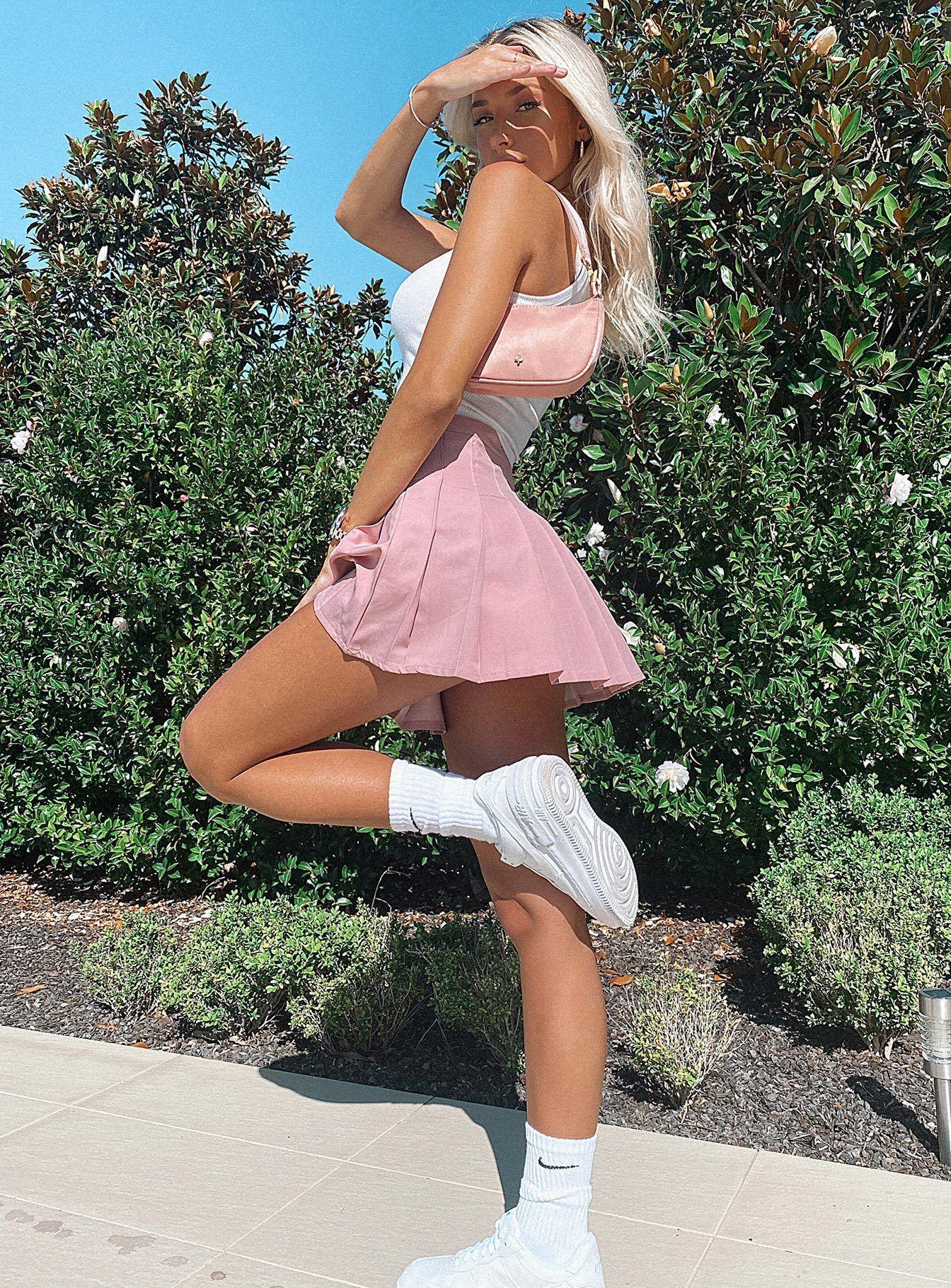 Tahls Mini Skirt