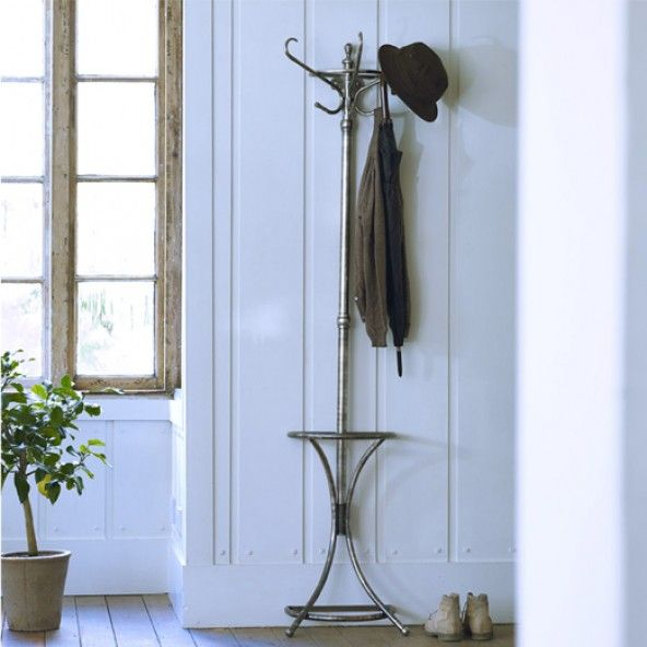Henry Wall Mounted Coat Stand