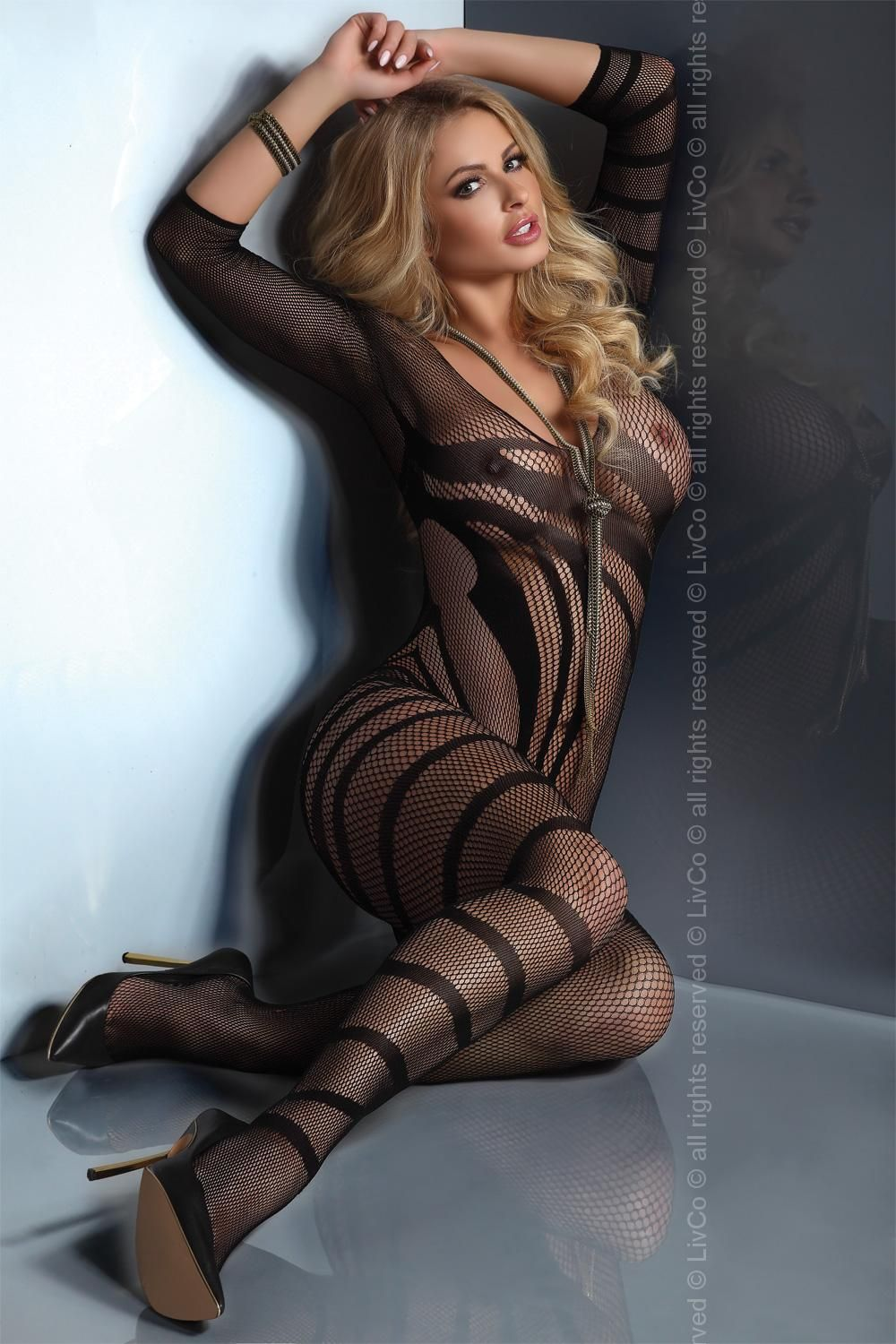 edb4dabd2e6 Cool Bodystocking model 43188 Livia Corsetti Fashion Check more at  http   www.