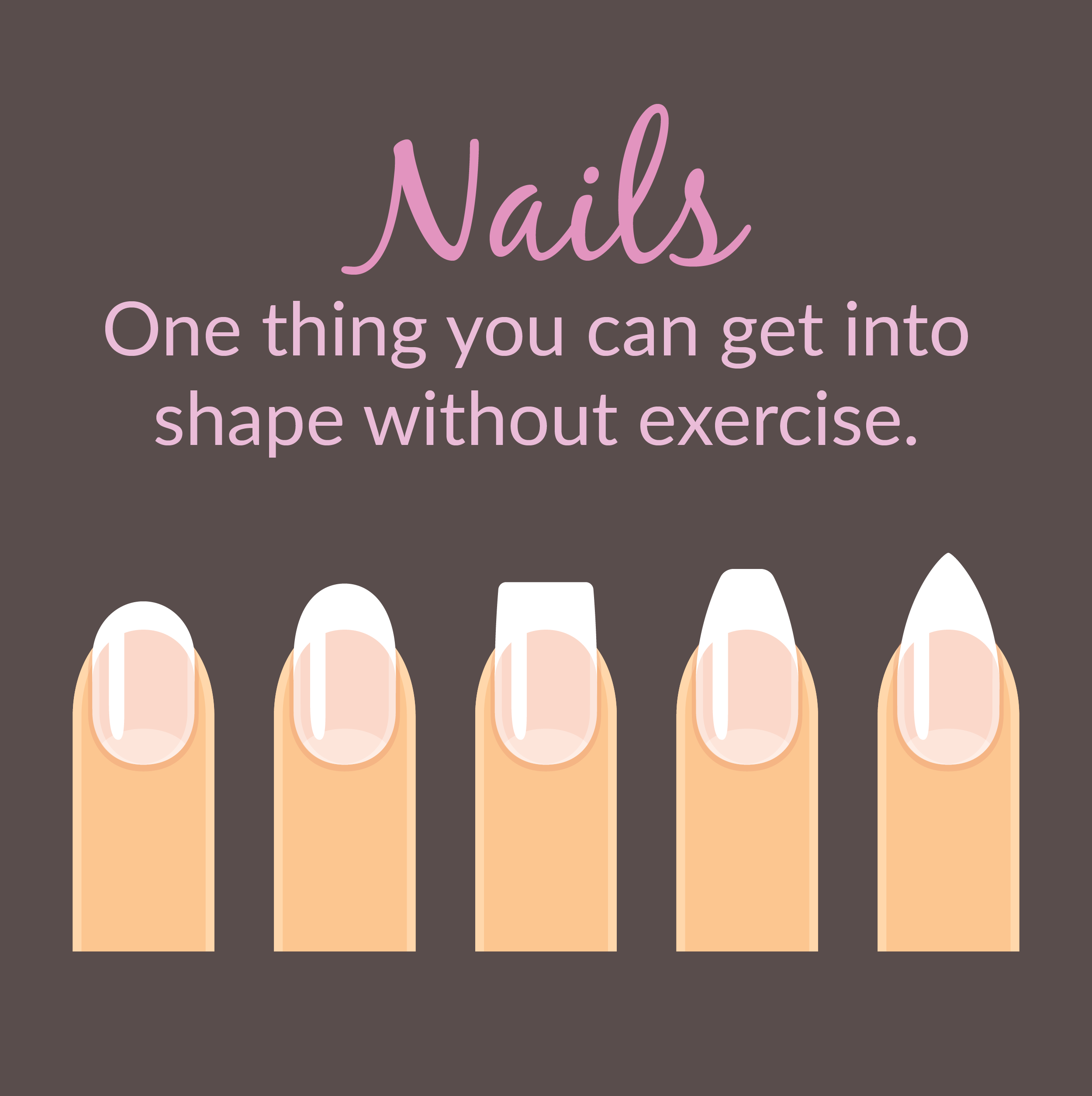 What's your nailshape? . Our GelMoment Professional Nail