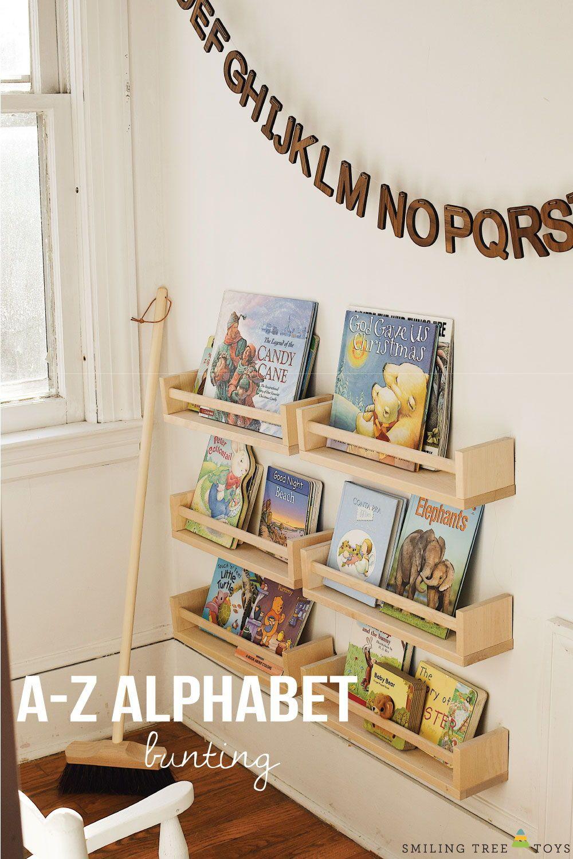 Photo of Alphabet bunting