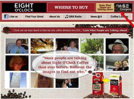 Eight O Clock Coffee Coupon Site Arabica Coffee Beans Coffee