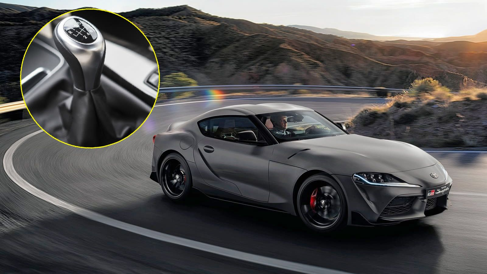 What It Would Take To Give The 2020 Toyota Supra The Manual Gearbox It Deserves