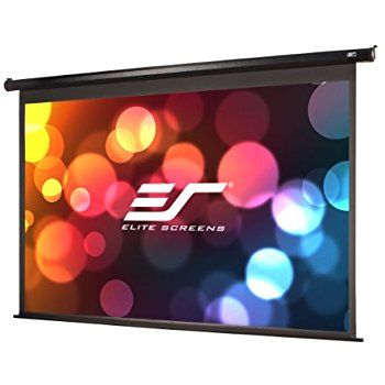 Https Www Amazon Com Elite Screens Evanesce 120 Inch Ceiling Dp B00jea0r4g Projector Screen Projection Screen Home Theater Projectors