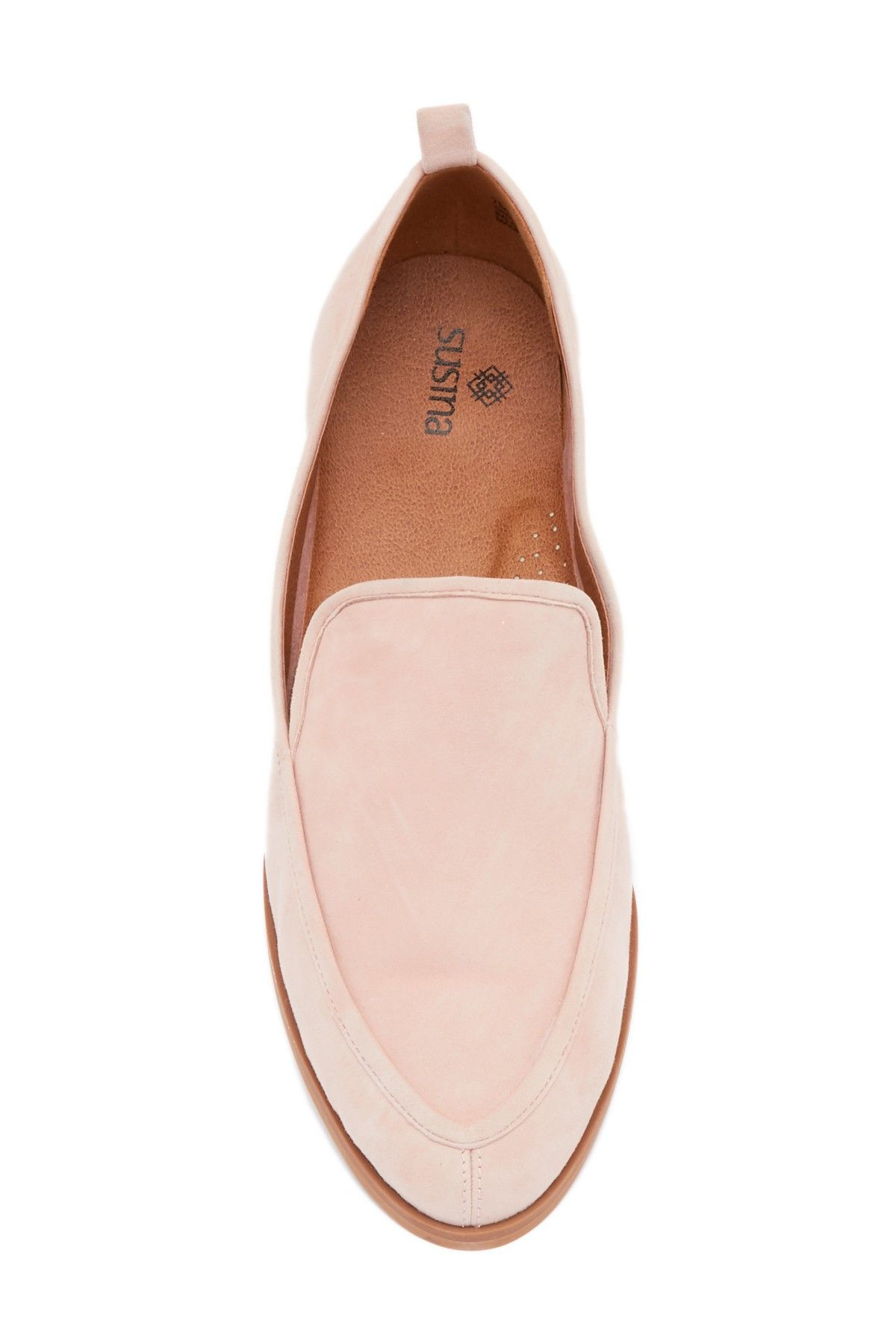 fe1c4b0a301 SUSINA - Kellen Almond Toe Loafer - Wide Width Available. Free Shipping on  orders over  100.
