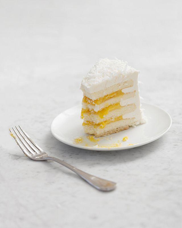 Metropolitan Bakery | Recipe | Coconut Layer Cake | Philadelphia, PA