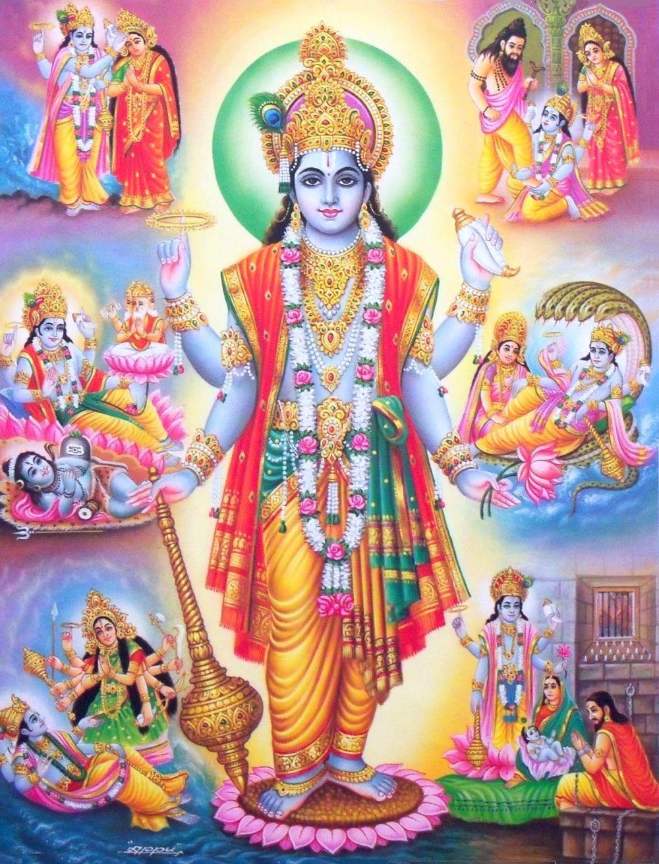 Hindu Cosmos : Photo in 2019 | Lord vishnu wallpapers