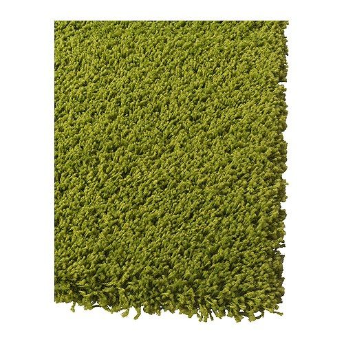 HAMPEN Rug, High Pile IKEA The Polypropylene Fibers Have