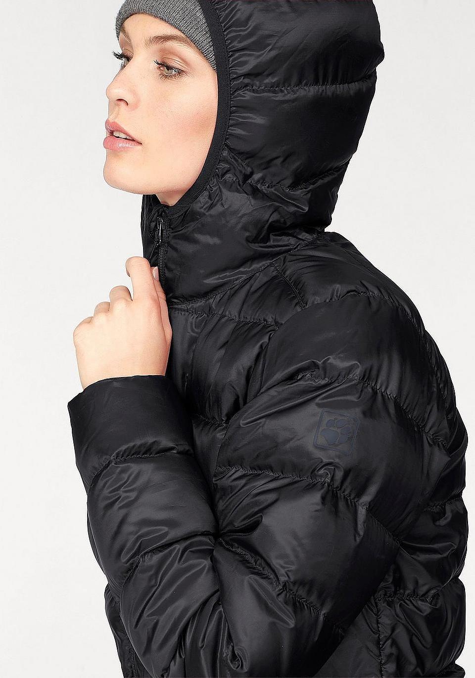 Jack Wolfskin Daunenjacke Falkland Women Online Baur Daunenjacke Daunenjacke Damen Daunen Jacke