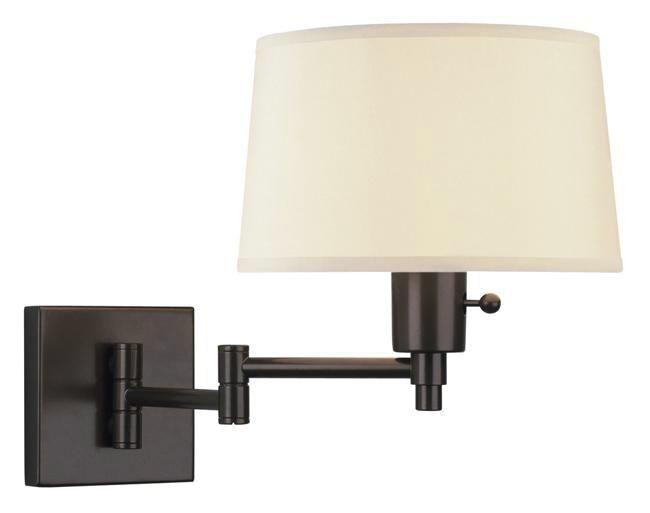 Real Simple Black Matte Plug In Swing Arm Wall Lamp 70032 Lamps Plus Wall Lamp Black