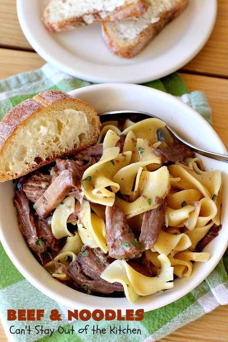 beef and noodles  recipe in 2020  beef noodles beef