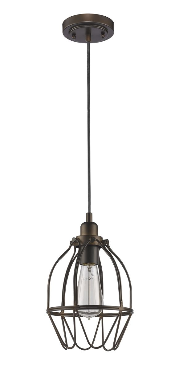 Another Loft pendant in Oil Rubbed Bronze