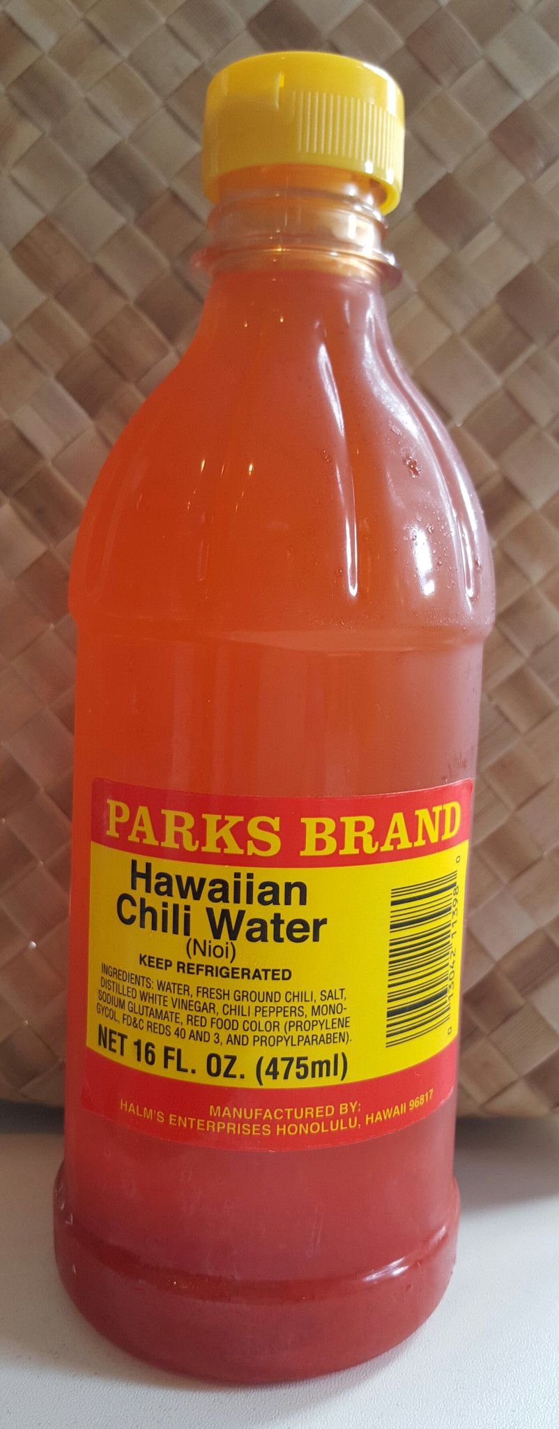 Hot and spicy, its a perfect drink to complement to any dish! 16 oz