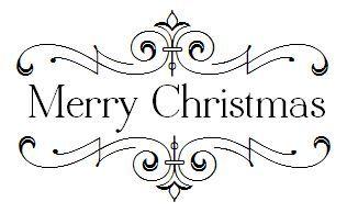 Pin De Kenda Davis 3 Peat En Black White Christmas Navidad Imprimibles Imprimir Sobres