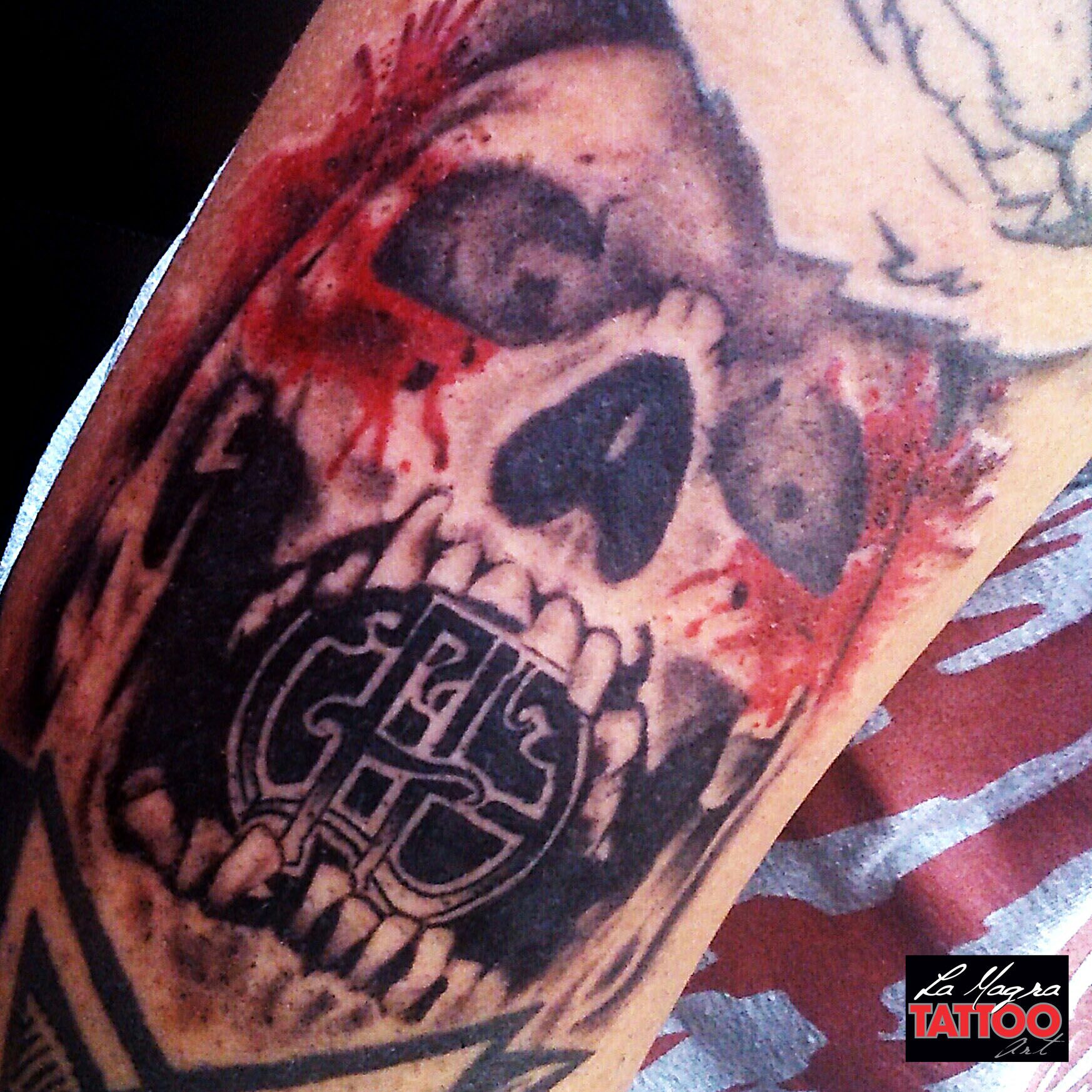Route 66 tattoo picture at checkoutmyink com -  Pantera Cfh Tattoo Lamagratattoo