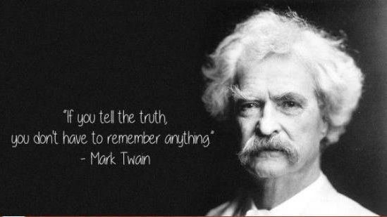 Pin by Max on People and Quotes Mark twain quotes, Most