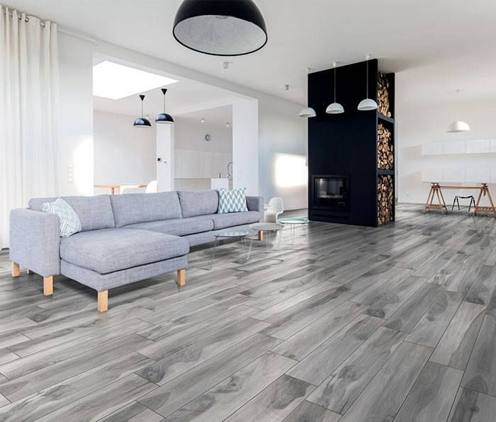 Only $29/m2! Deck Grigio Timber Look Italian Porcelain Tile