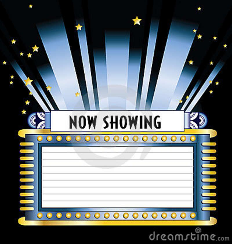 Movie Marquee Clipart Movie Marquee Clip Art Date Night Clipart Movie Signs Movie Signage Clipart Movie Clipart Movie Night Clipart