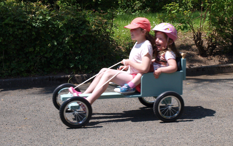 Old Fashion Go Kart Kits