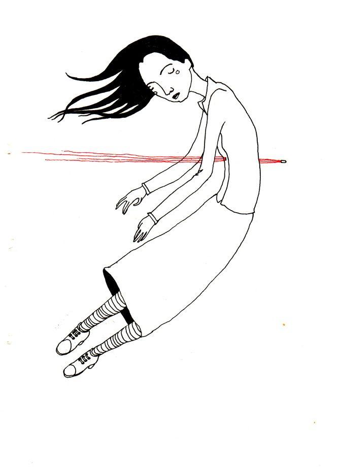 Иллюстрации Марии Рыбиной (rmsha)