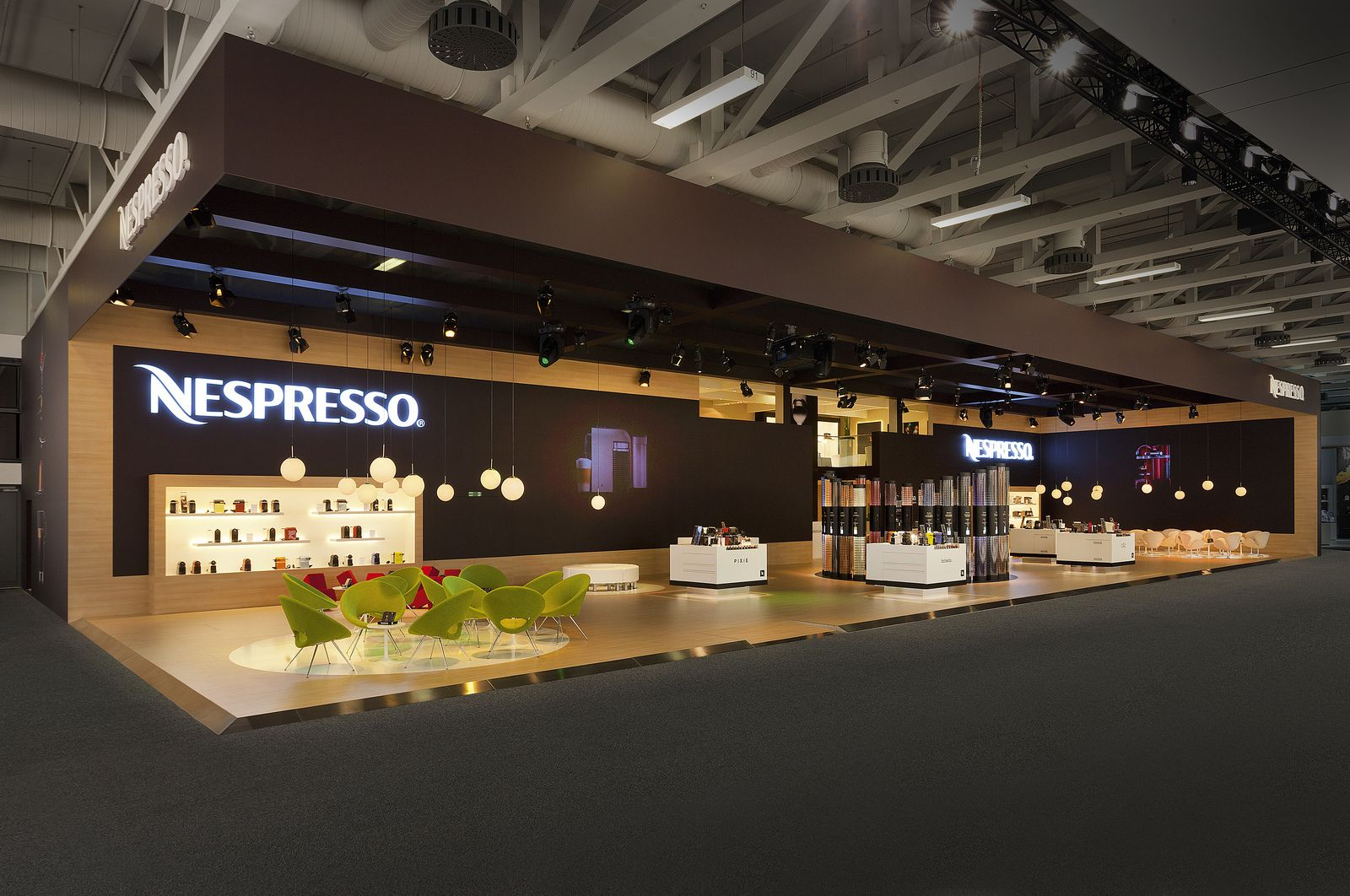 Salon Ifa Nespresso Ifa 2014 Berlin Exhibit Ideas Pinterest