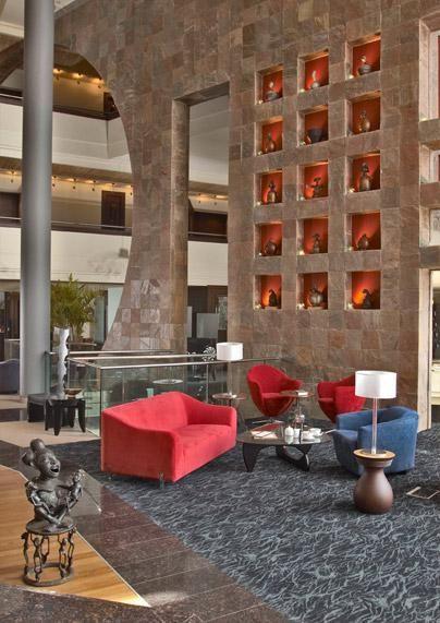 Tribe hotel nairobi kenya by mehraz ehsani architects interior design les harbottle also rh co pinterest
